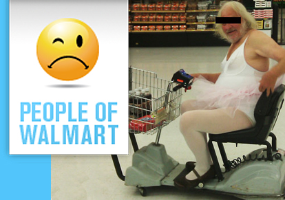 People of Walmart #Srandičky